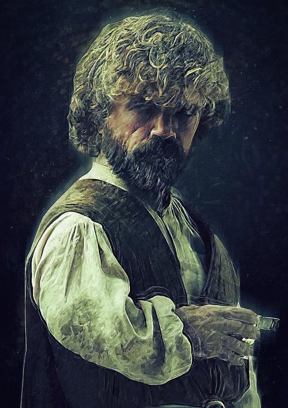 Semih Yurdabak - Tyrion Lannister Print