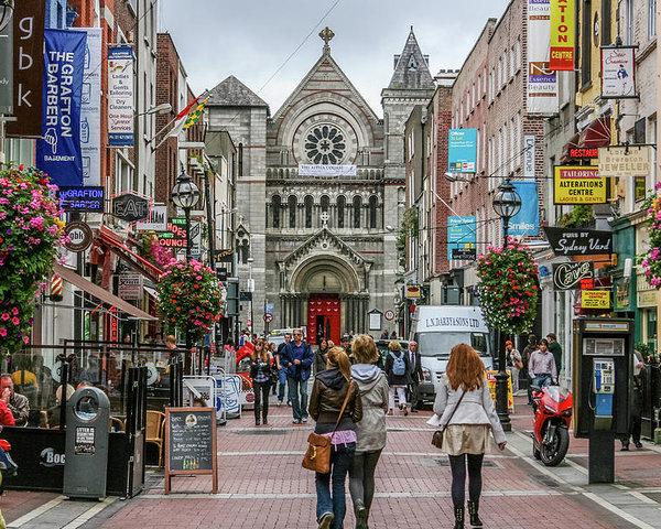John A Megaw - Dublin