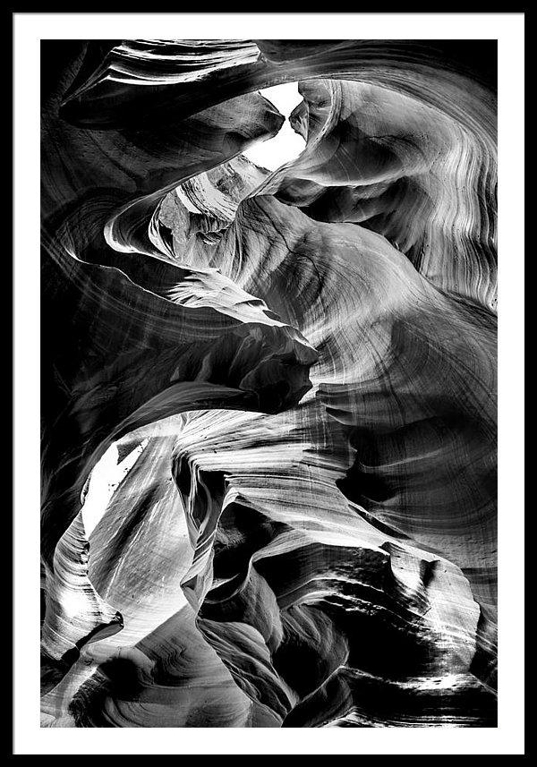 Az Jackson - Canyon Flow Print