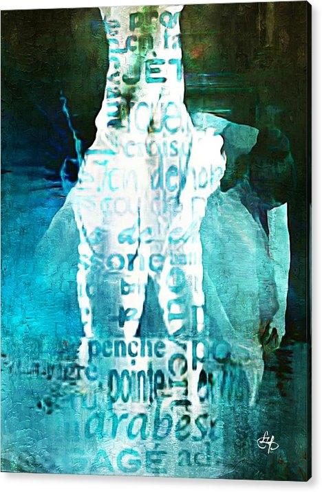 Lynda Payton - Ballet Print