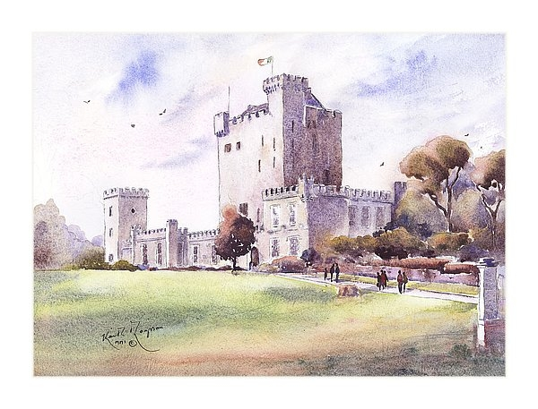 Keith Thompson - Knappogue Castle County C... Print