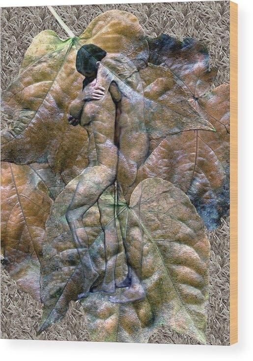 Kurt Van Wagner - Sheltered Print
