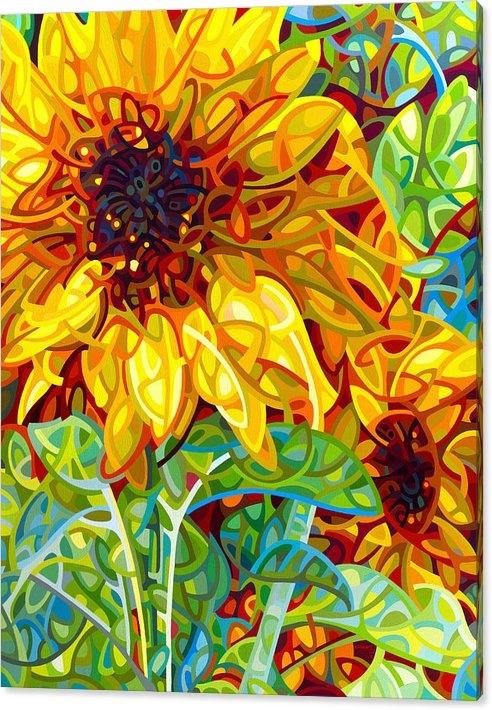 Mandy Budan - Summer in the Garden Print