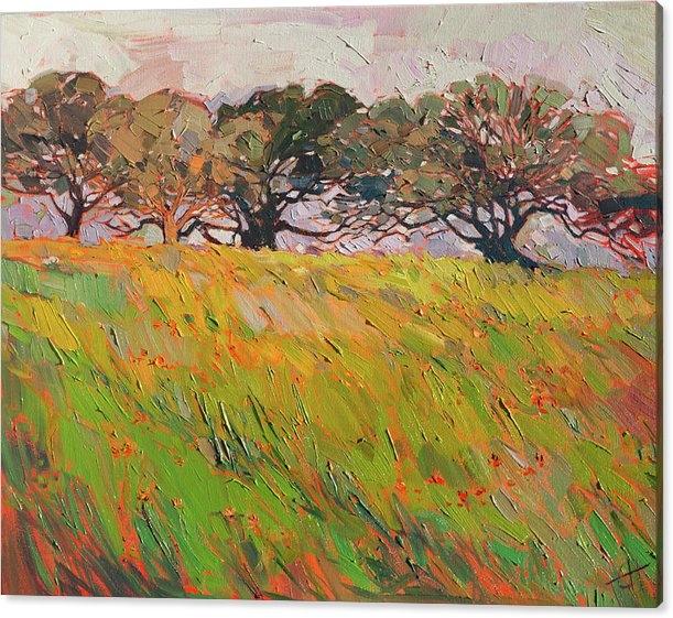 Erin Hanson - Wild Oak Print