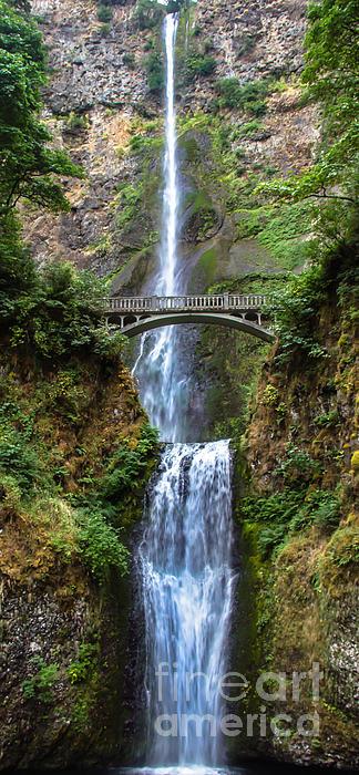 Robert Bales -  Multnomah Falls