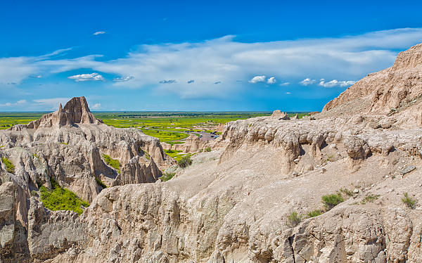 John M Bailey -  View from the Badlands
