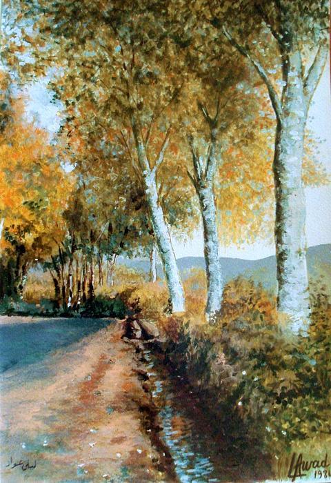 Laila Awad Jamaleldin - Autumn is coming