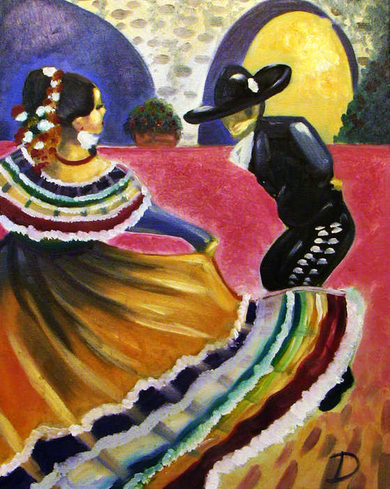 David Ussery - Dancers