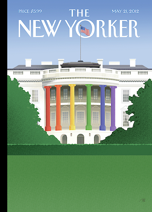 Spectrum Of Light by Bob Staake