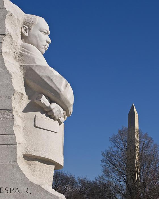 Theodore Jones - Martin Luther King Jr Memorial