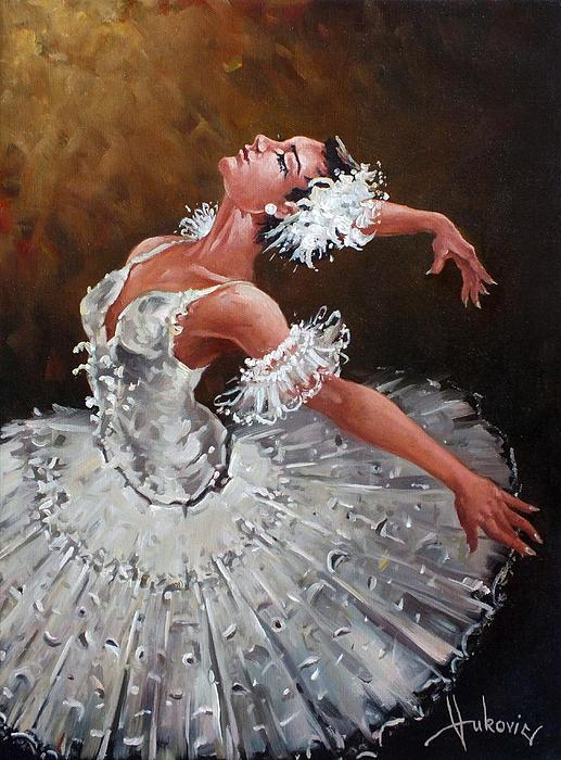 Dusan Vukovic - Ballerina