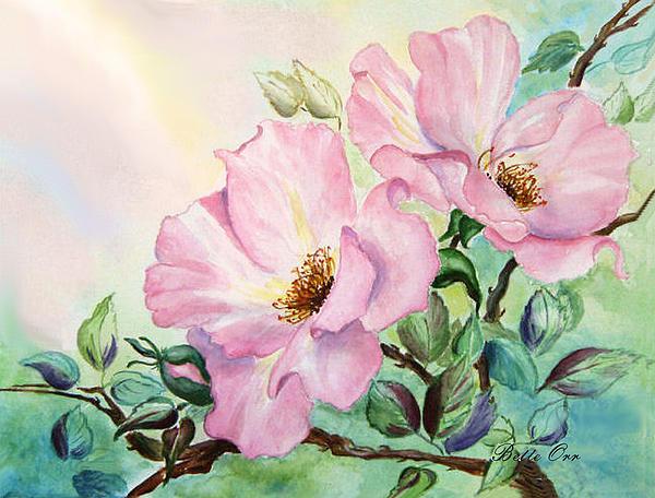 Bette Orr - Briarpatch Roses