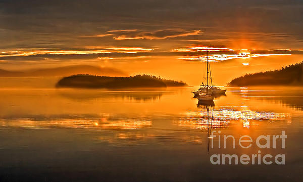 Robert Bales - Golden  Sunrise