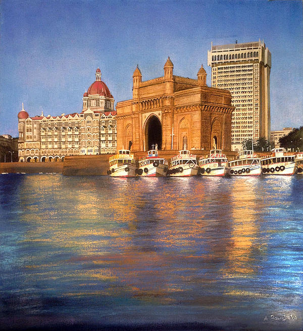Atish Banerjee - Good evening Mumbai