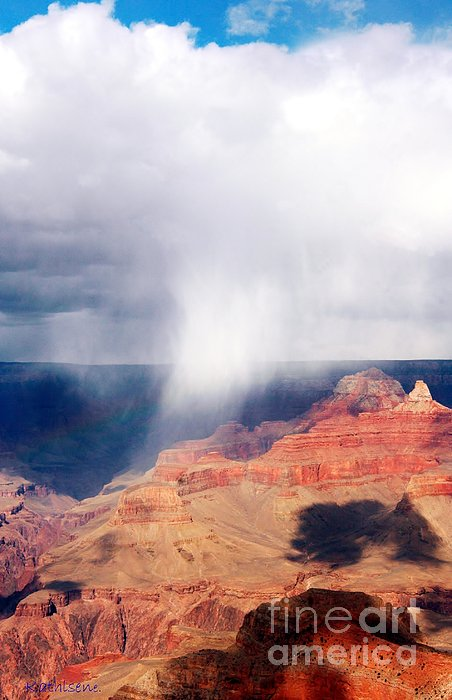 Kathleen Struckle - Raining In The Canyon