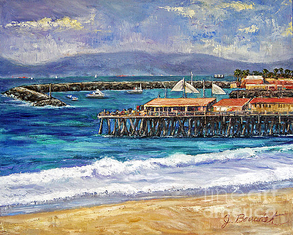 Jennifer Beaudet - Redondo Beach View