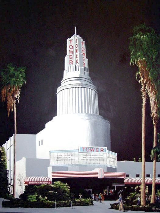Paul Guyer - Tower Theatre