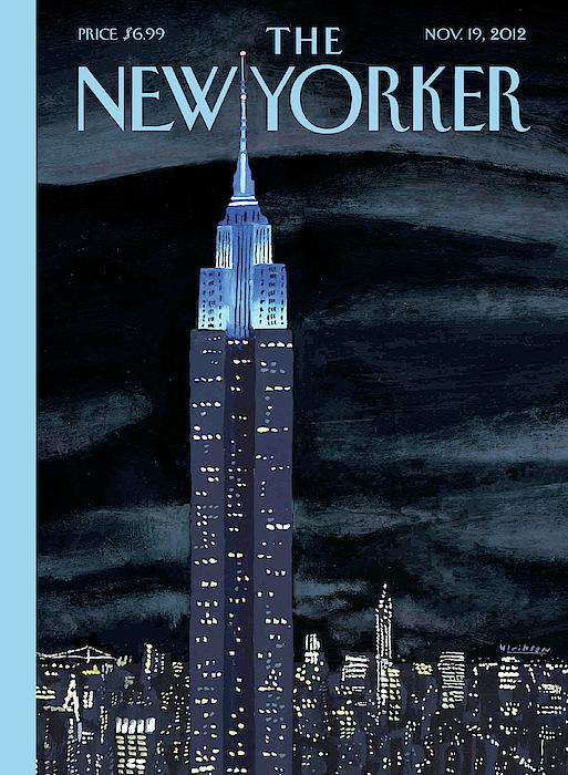 New Yorker November 19th, 2012 by Mark Ulriksen