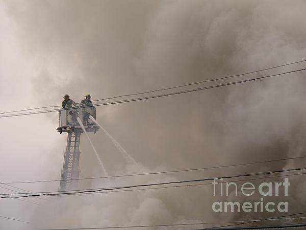 Ann Horn - Up in Smoke