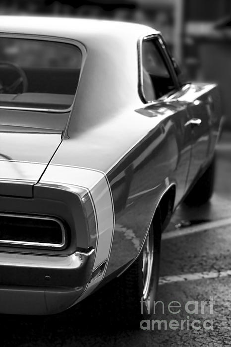Dodge Charger R T iphone case