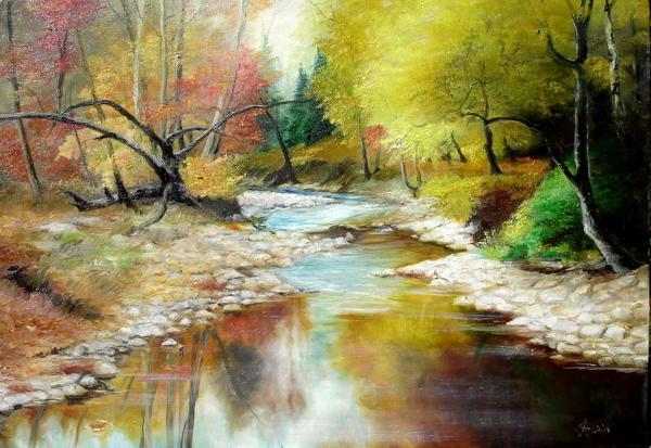 Sorin Apostolescu - Autumn