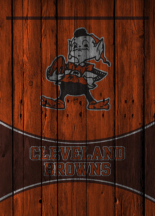 Cleveland Browns Duvet Cover