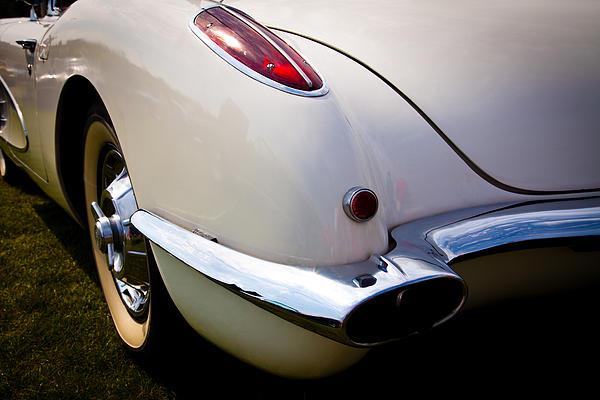 David Patterson - 1959 Chevy Corvette