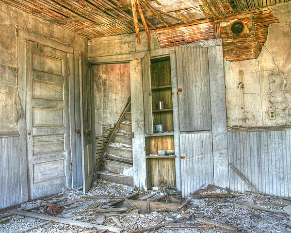 Andrea Kelley - Abandoned House