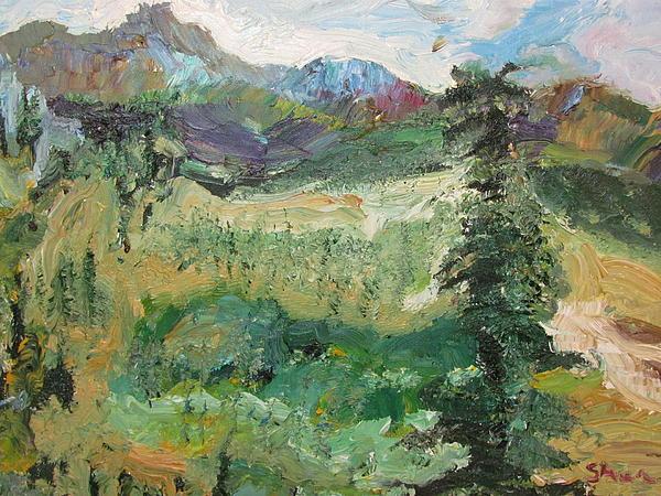 Shea Holliman - Alaskan Landscape