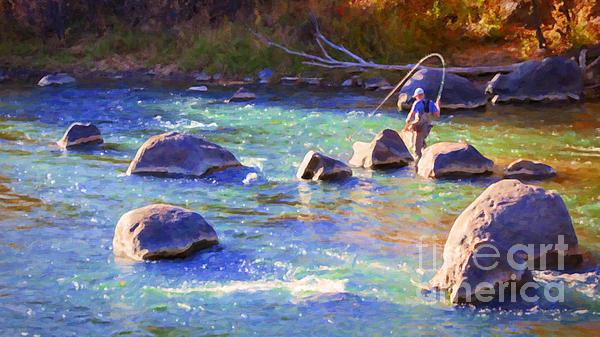 Janice Rae Pariza - Animas River Fly Fishing
