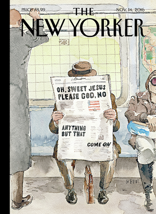 Anything But That by Barry Blitt