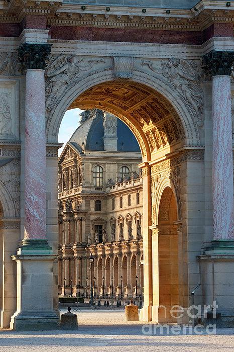 Brian Jannsen - Arc de Triomphe du Carrousel