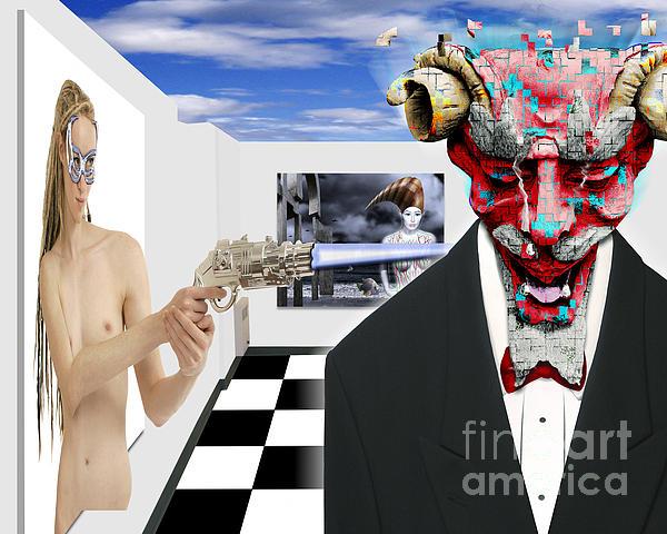 Keith Dillon - Art Strikes Back