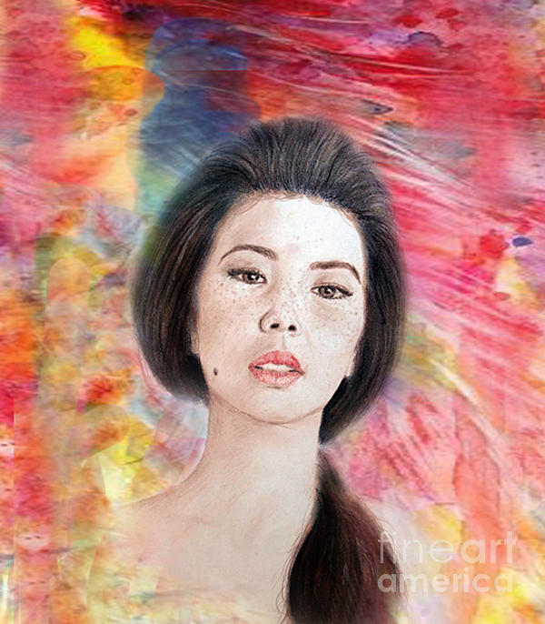 Jim Fitzpatrick - Asian Beauty III