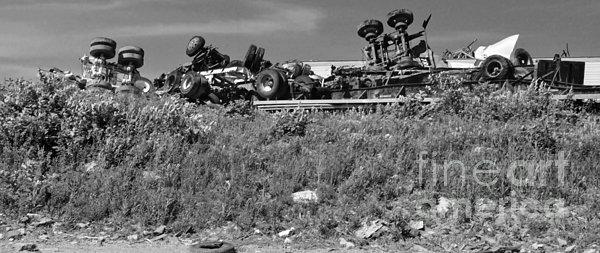 Kathleen Struckle - Automobile Dump Yard