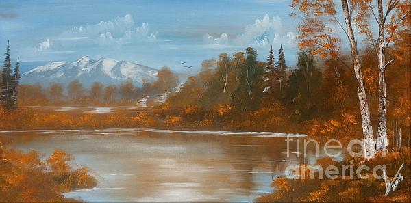Collin A Clarke - Autumn Landscape 2