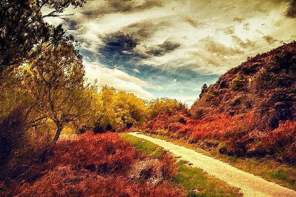 Florian Rodarte - Autumn Leaves