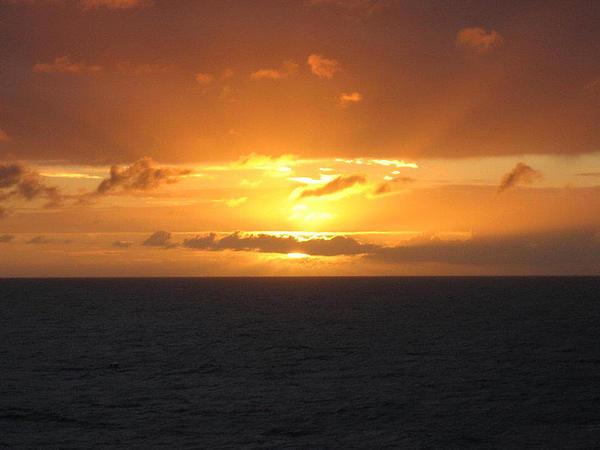 John Telfer - Bahamas Ocean Sunset