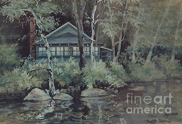 Joy Nichols - Barnstead Summer Cottage