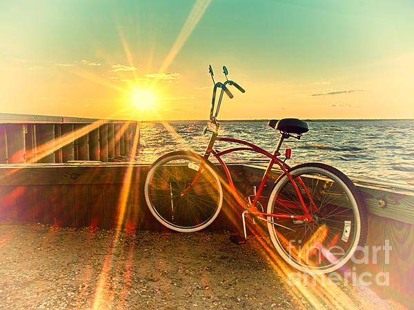 Mark Miller - Bayside Sunset