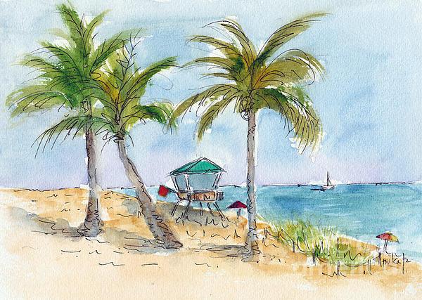 Pat Katz - Beach In The Morning