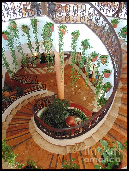 John Malone - Beautiful Spiral Stairs