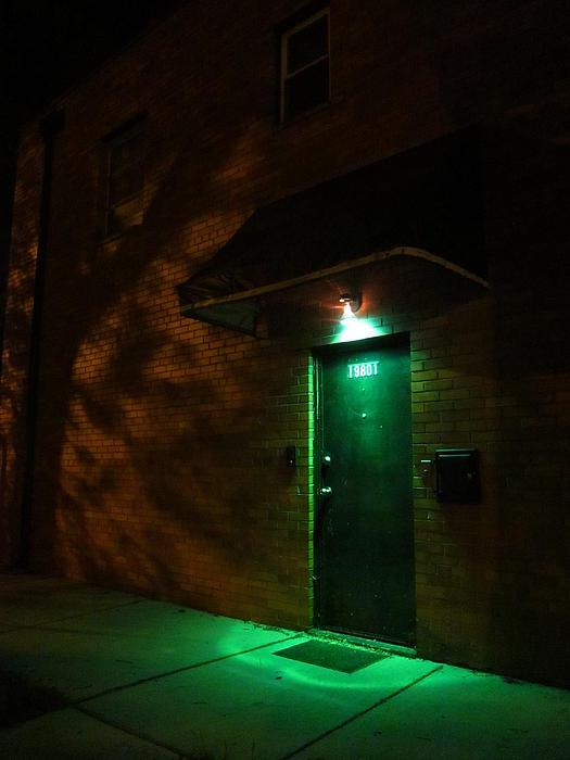 Guy Ricketts - Behind the Green Door