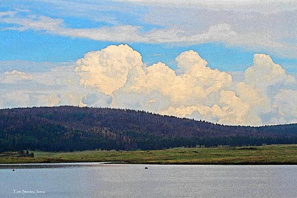 Tom Janca - Big Lake In The Summer
