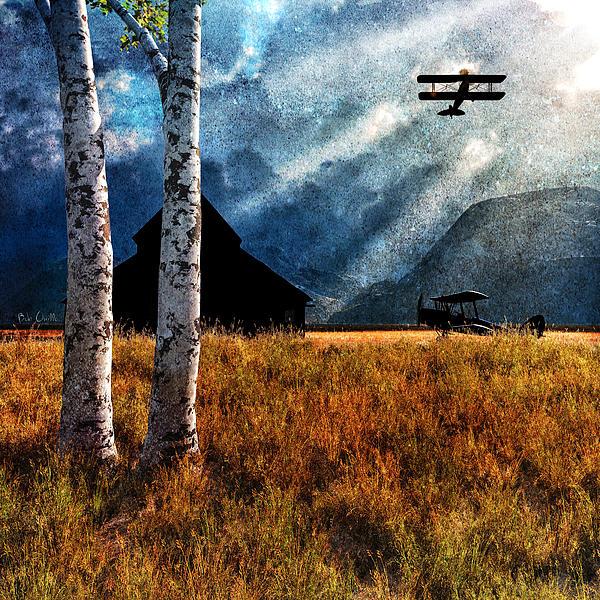 Bob Orsillo - Birch Trees and Biplanes