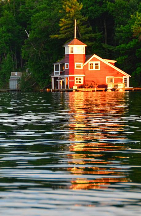 Candace Schneider - Boathouse 1