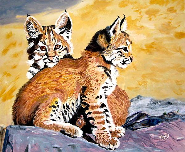 Phyllis Kaltenbach - Bob Kittens
