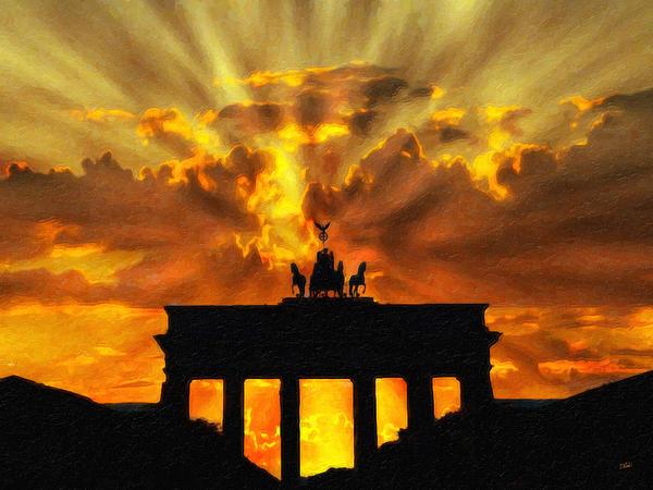 Dean Wittle - Brandenburg Gate Ger2019