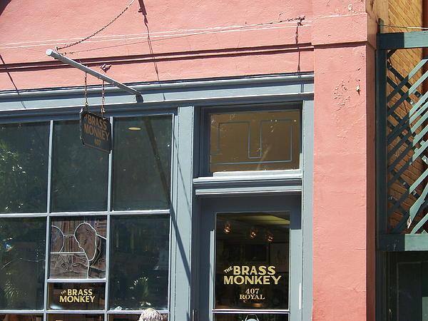 Kevin Croitz - Brass Monkey