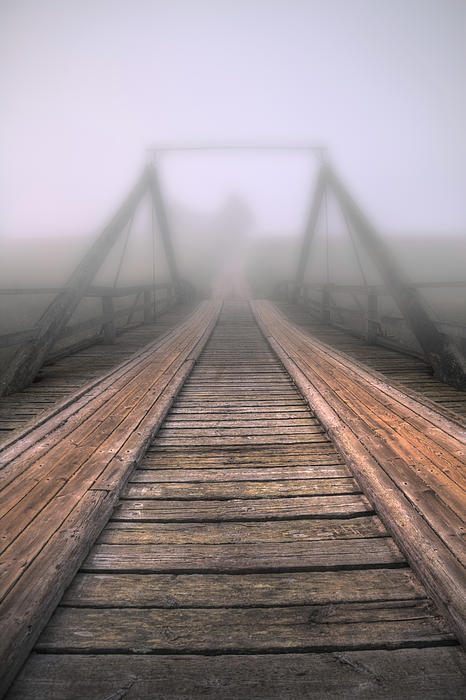 Veikko Suikkanen - Bridge to fog